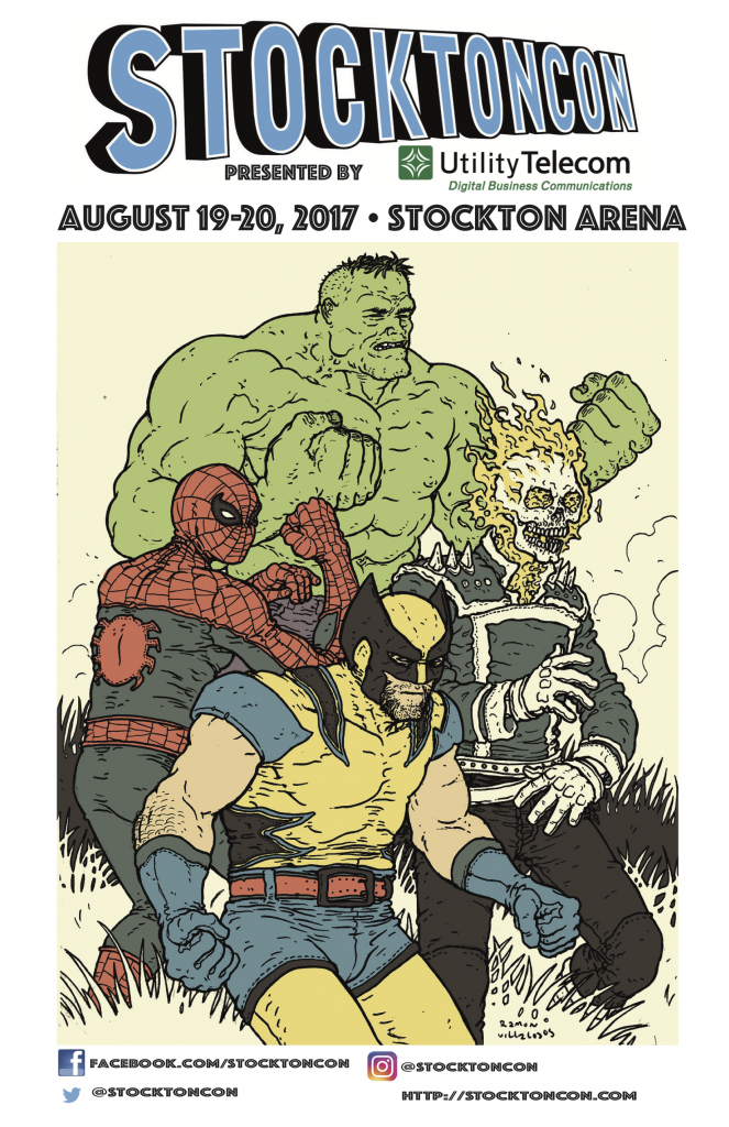 StocktonCon Save the Date 11x17